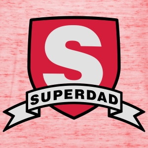 Superdad | Superdaddy T-Shirts - Vrouwen tank top van Bella