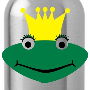 Frog Princess T-Shirts - Water Bottle