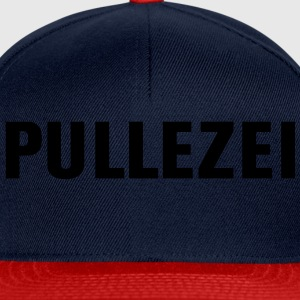 Pullezei | Pulle | Buddel | Flasche T-Shirts - Casquette snapback