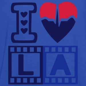 I LOVE LOS ANGELES - Women's Tank Top by Bella