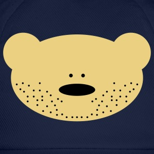 Teddy Bear Beard T-Shirts - Baseball Cap