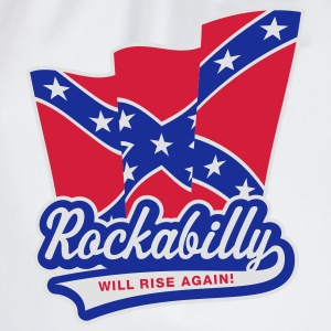 Rockabilly will rise again! Girlie-T-Shirt - Sac de sport léger