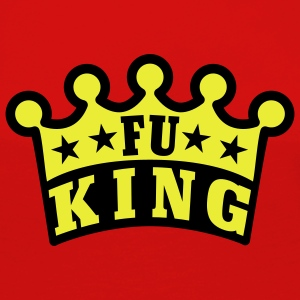 FU King | fucking | fuck T-Shirts - Women's Premium Longsleeve Shirt