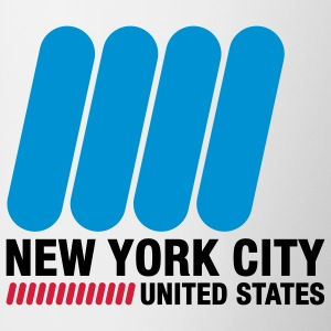 New York City (3c)++ T-shirts - Kop/krus