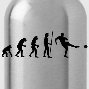 evolution_soccer1 T-Shirts - Water Bottle