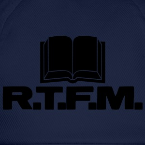 R.T.F.M. (Read The Fucking Manual) - Casquette classique