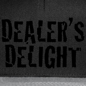 Dealer's Delight | Dealer T-Shirts - Snapback Cap