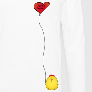 Lovely Chicken T-Shirts - Men's Premium Longsleeve Shirt