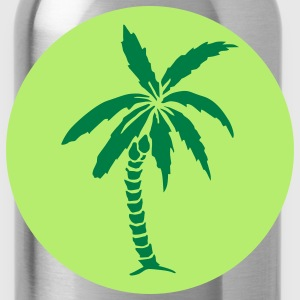 Palme - Sommer - Strand T-Shirts - Trinkflasche
