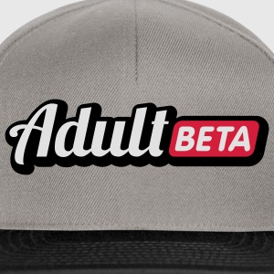Adult Beta | Puberty T-Shirts - Gorra Snapback