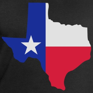State of Texas T-Shirts - Men's Sweatshirt by Stanley & Stella