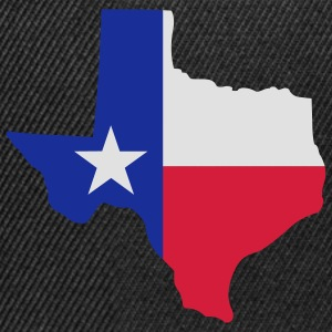 State of Texas T-Shirts - Snapback Cap