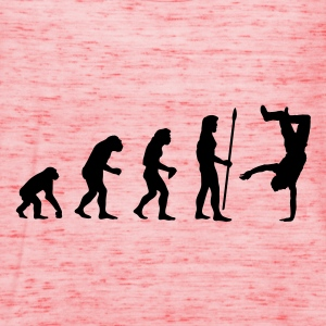 evolution_streetdance1 T-Shirts - Women's Tank Top by Bella