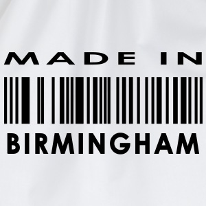 Made in Birmingham T-Shirts - Drawstring Bag