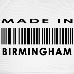 Made in Birmingham T-Shirts - Baseball Cap