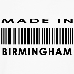 Made in Birmingham T-Shirts - Men's Premium Longsleeve Shirt