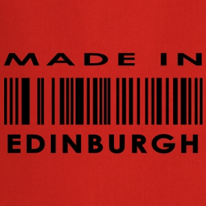 Made in Edinburgh T-Shirts - Cooking Apron