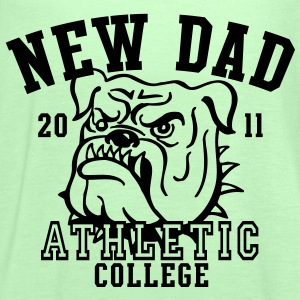 NDC New Dad Athletic College Shirt BO - Débardeur Femme marque Bella