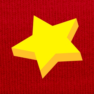 perspective_star_2c T-Shirts - Winter Hat
