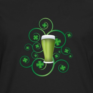 St Patricks day Tee shirts - T-shirt manches longues Premium Homme