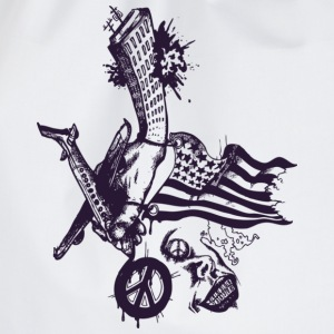US CHRONICLES By Jesse K T-shirts - Gymnastikpåse