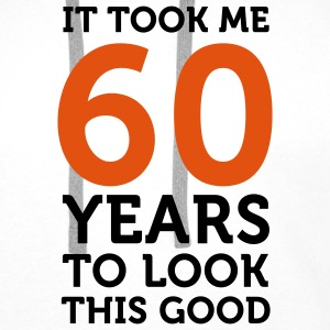 60 Years To Look Good 1 (2c)++ T-shirts - Herre Premium hættetrøje