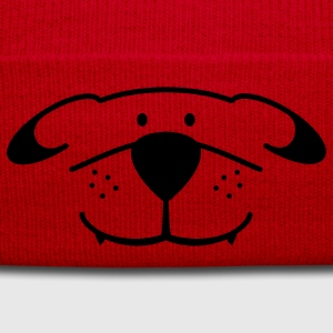 Dog Face T-shirt - Cappellino invernale