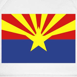 Arizona State Flag T-Shirts - Baseball Cap
