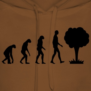 Evolution Atom T-shirts - Sweat-shirt à capuche Premium pour femmes