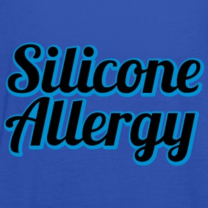 Silicone Allergy | Boobs | Breast | Condom | Latex T-Shirts - Women's Tank Top by Bella