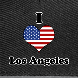 I love Los Angeles T-shirts - Snapback cap