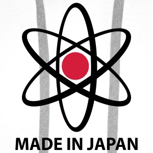 Made in Japan | Nuclear | Science T-Shirts - Sudadera con capucha premium para hombre