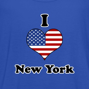 I love New York T-Shirts - Women's Tank Top by Bella