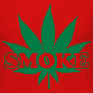 marihuana - dope T-shirts - T-shirt manches longues Premium Femme