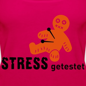 Stresstest T-Shirts - Frauen Premium Tank Top