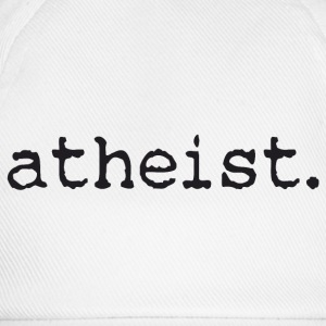 atheist ladies' top - Baseball Cap