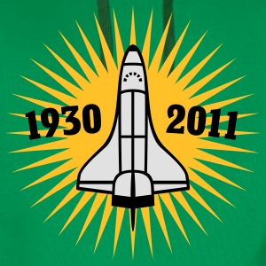 Shuttle | 1930 | 2011 T-Shirts - Premium hettegenser for menn