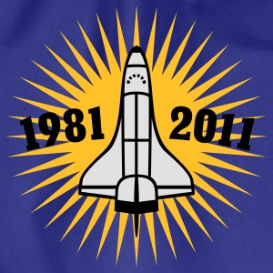 Shuttle | 1981 | 2011 T-Shirts - Gymtas