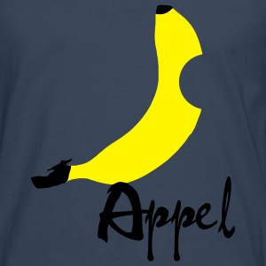 Banana / Apple Artwork T-Shirts - Men's Premium Longsleeve Shirt