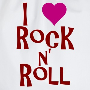 rock n roll T-Shirts - Drawstring Bag