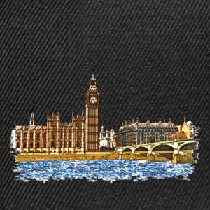 houses of parliament T-shirt - Snapback Cap