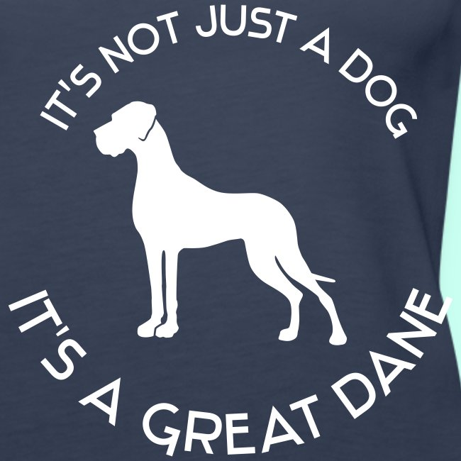 Einfarbig - It's a Great Dane