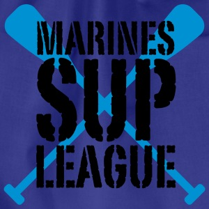 Marines SUP LEAGUE | Stand Up Paddling T-Shirts - Gymnastikpåse