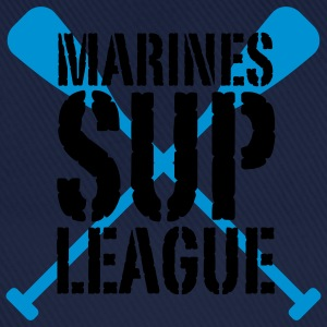 Marines SUP LEAGUE | Stand Up Paddling T-Shirts - Basebollkeps