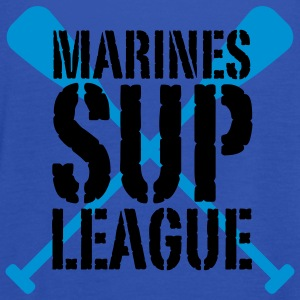 Marines SUP LEAGUE | Stand Up Paddling T-Shirts - Frauen Tank Top von Bella