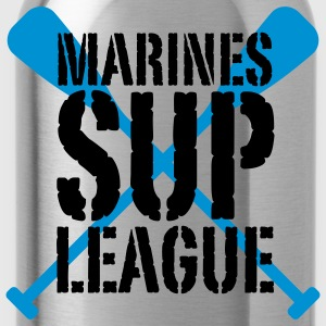 Marines SUP LEAGUE | Stand Up Paddling T-Shirts - Trinkflasche