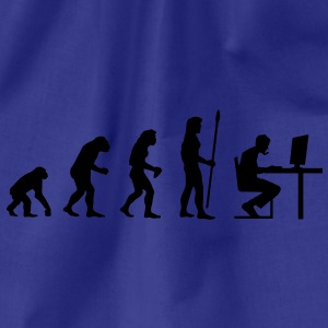 evolution_pc_gamer4 T-shirts - Gymnastikpåse