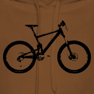 Mountain bike - Premium hettegenser for kvinner