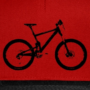 Mountain bike - Snapback-caps