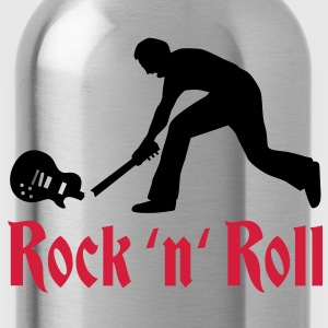 rock_and_roll_072011_b_2c T-Shirts - Water Bottle